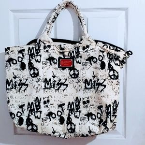 Marc by Marc Jacobs Graffiti Tote
